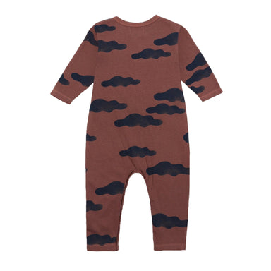 Bobo Choses Cloud Overall Onesie on Design Life Kids