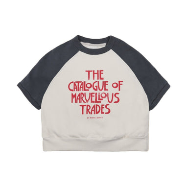 Bobo Catalog of Marvellous Trades Sweatshirt on Design Life Kids