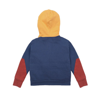 Bobo Choses Translator Zipped Hoodie on Design Life Kids