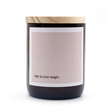 The Commonfolk Collective Stay in your Magic Candle at Design Life Kids