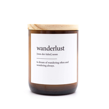 Wanderlust Candle on Design Life Kids