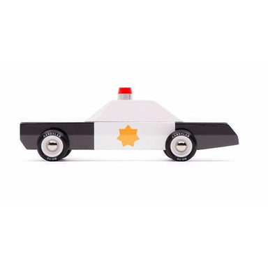 Candylab Toys Wooden Police Cruiser Toy on Design Life Kids