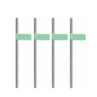 Delight Department Silver Flag Paper Straws at Design Life Kids