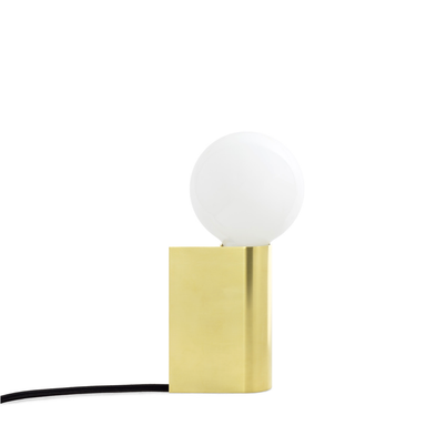 Esaila Maku Brass Table Lamp on Design Life Kids