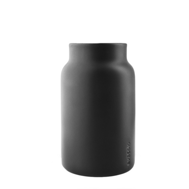 Eva Solo Black Ceramic Bath Jar on Design Life Kids