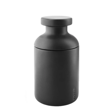 Eva Solo Black Bath Jar with Lid on Design Life Kids