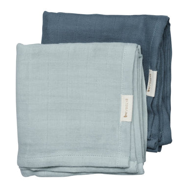 Fabelab Muslin Cloth Swaddle Set at Design Life Kids