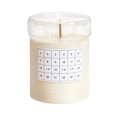 Ferm Living Christmas Calendar Candle on DLK | designlifekids.com