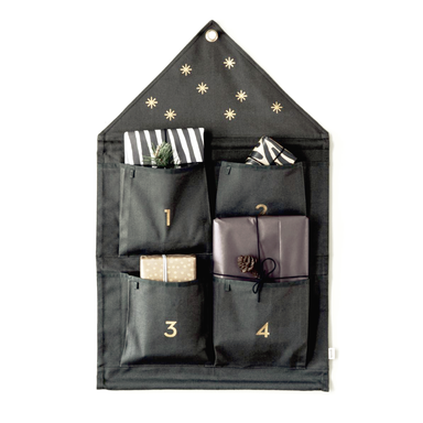 Ferm Living House Advent Calendar at Design Life Kids
