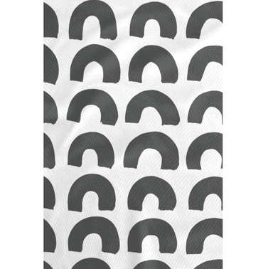 Geometry Hills Tea Towel at Design Life Kids