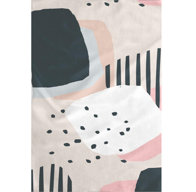 Geometry Prickly Tea Towel at Design Life Kids