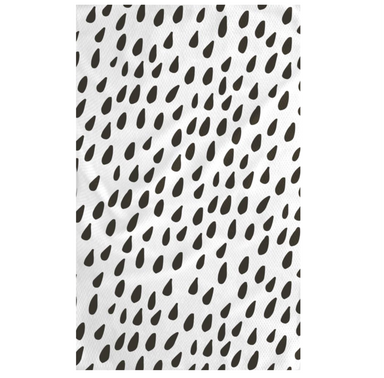 Geometry Welcome Rain Tea Towel at Design Life Kids