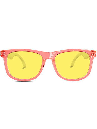 Hipsterkid Wayfarer Polarized Sunglasses on Design Life Kids