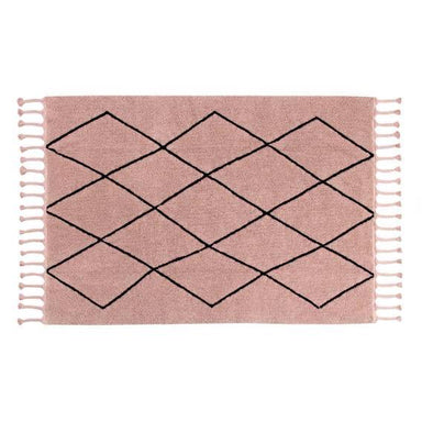 Lorena Canals Washable Vintage Bereber Rug at Design Life Kids