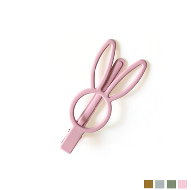 MimiNoo Bunny Rabbit Clip at Design Life Kids