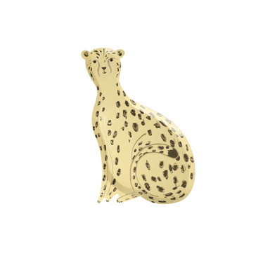 Meri Meri Safari Cheetah Plate at Design Life Kids