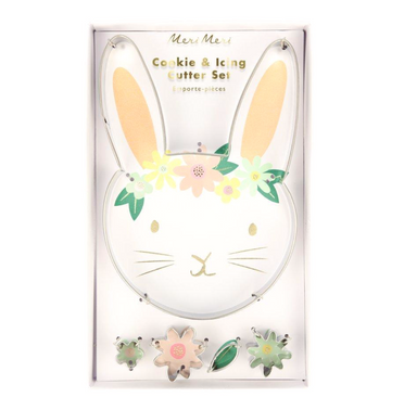 Meri Meri Bunny Cookie Cutter at Design Life Kids