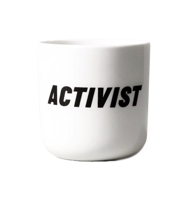 Playtype Activist Attitude Mug on Design Life Kids