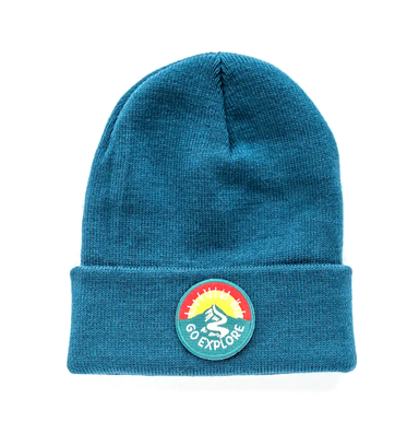 Seaslope Go Explore Beanie on Design Life Kids