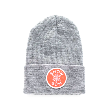 Seaslope Snow Bum Beanie on Design Life Kids