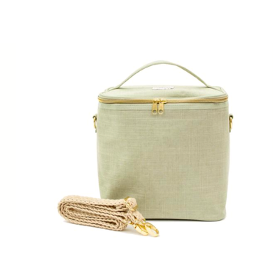 SoYoung Sage Green Lunch Poche at Design Life Kids