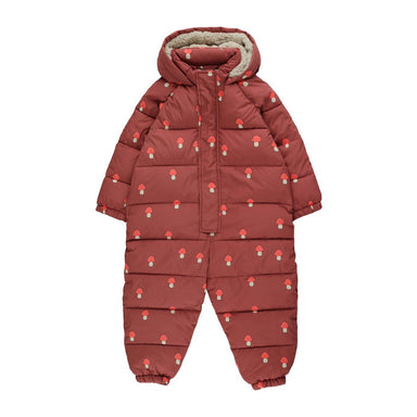 Tiny Cottons Mushrooms Padded Onepiece on Design Life Kids