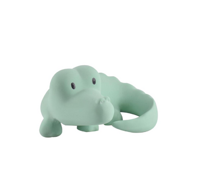 Tikiri Toys Crocodile Rattle on Design Life Kids