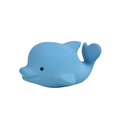 Tikiri Toys Dolphin Rattle on Design Life Kids