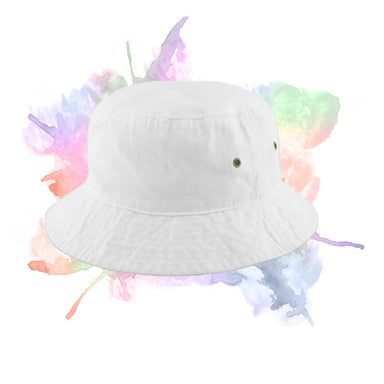 Tie Dye Bucket Hat Kit on Design LIfe Kids