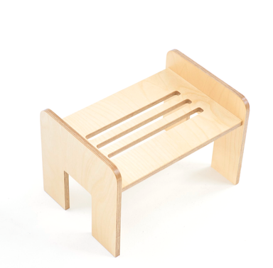 Wit Design Stool on Design Life Kids