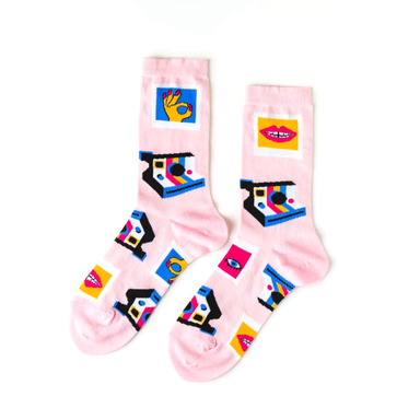 Yellow Owl Workshop Instant Socks on Design Life Kids