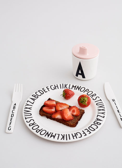 Design Letters ABC Melamine Bowl on DLK | designlifekids.com