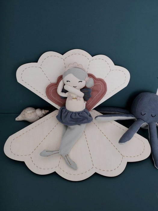 Fabelab Mermaid Doll on DLK | designlifekids.com