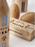 Milton and Goose Wooden Dairy Play Food Set on Design Life Kids