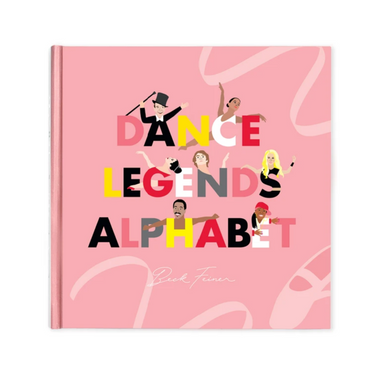 Dance Legends Alphabet Book on Design Life Kids