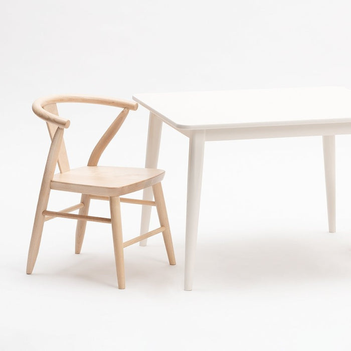 Milton and Goose Kids Crescent Table on Design Life Kids