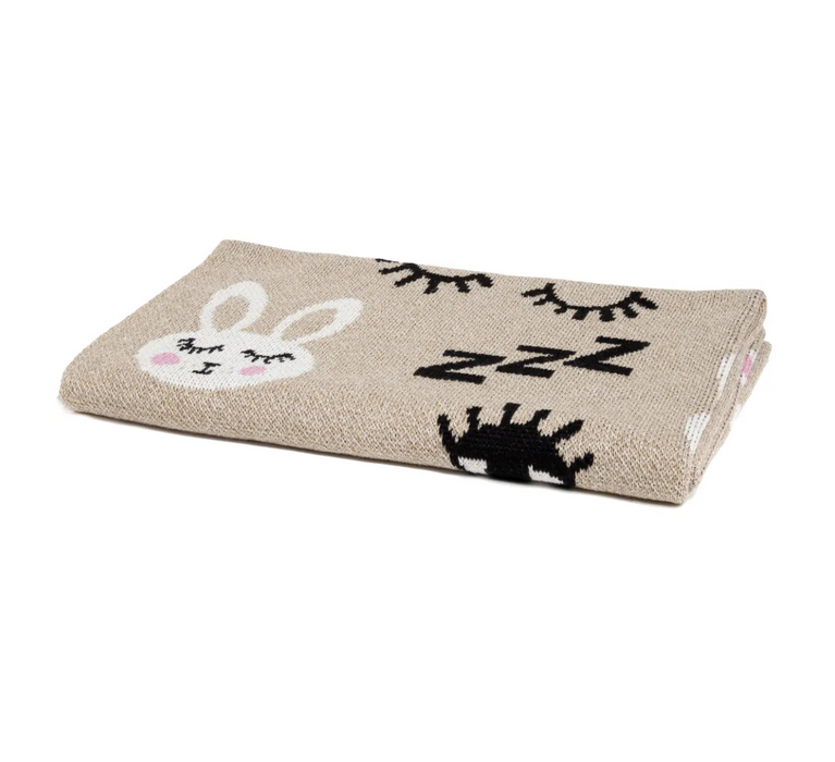 in2green Eco Friendly Baby Bunny Blanket on DLK