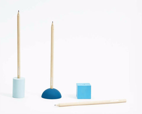 Areaware Eraser Pencil Stands on DLK