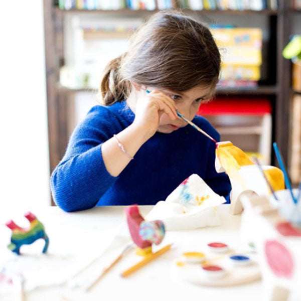 Ostheimer Wooden Figurines and Creative Kit on DLK | designlifekids.com