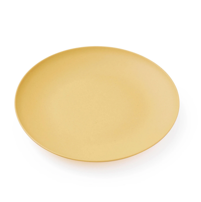 Fable NYC Bamboo and Melamine Kids Dinner Plate on Design Life Kids