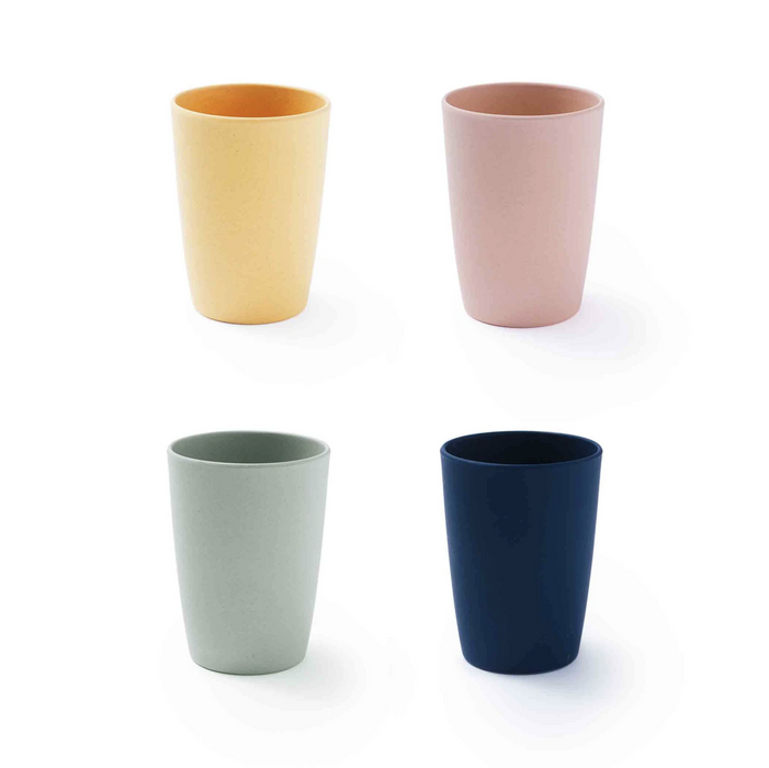 Fable NYC Bamboo Melamine Drink Cup on Design Life Kids
