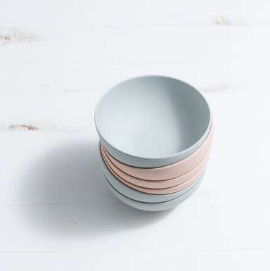 Fable New York Bamboo Bowls on Design Life Kids
