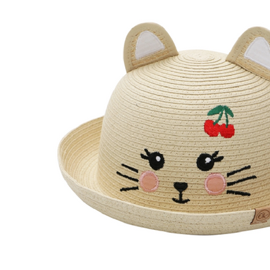 Flapjackkids Cherry Cat Hat on Design Life Kids
