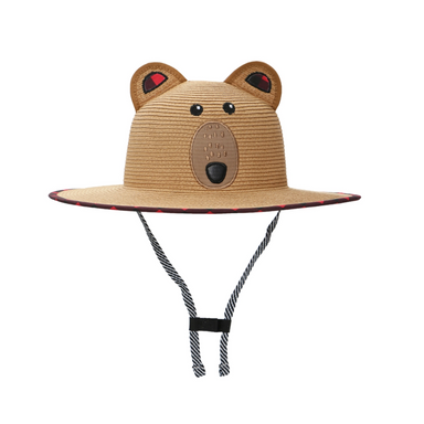 Flapjackkids Teddy Bear Hat on Design Life Kids