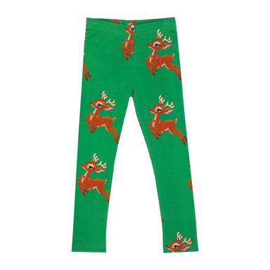 Romey Loves Lulu Reindeer Leggings  on  Design Life Kids