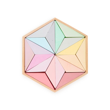 Geometric Chalk Set on Design Life Kids