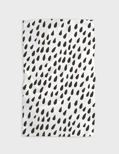Geometry Tea Towel on Design Life Kids