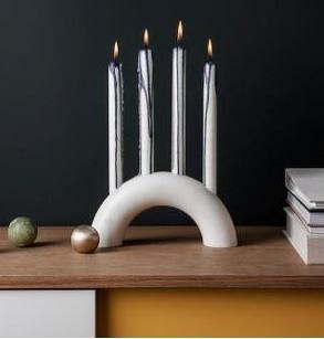 Ferm Living Duo Candles on DLK | designlifekids.com