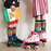 Gumball Poodle Dance and Book Socks (c) Image owned by DLK Design Life Kids