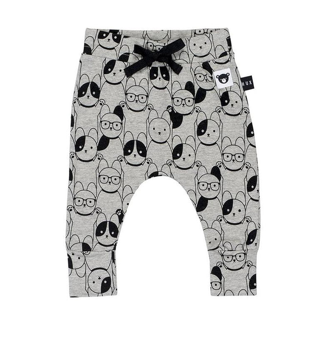 Huxbaby Puppy Love Pant on DLK | designlifekids.com